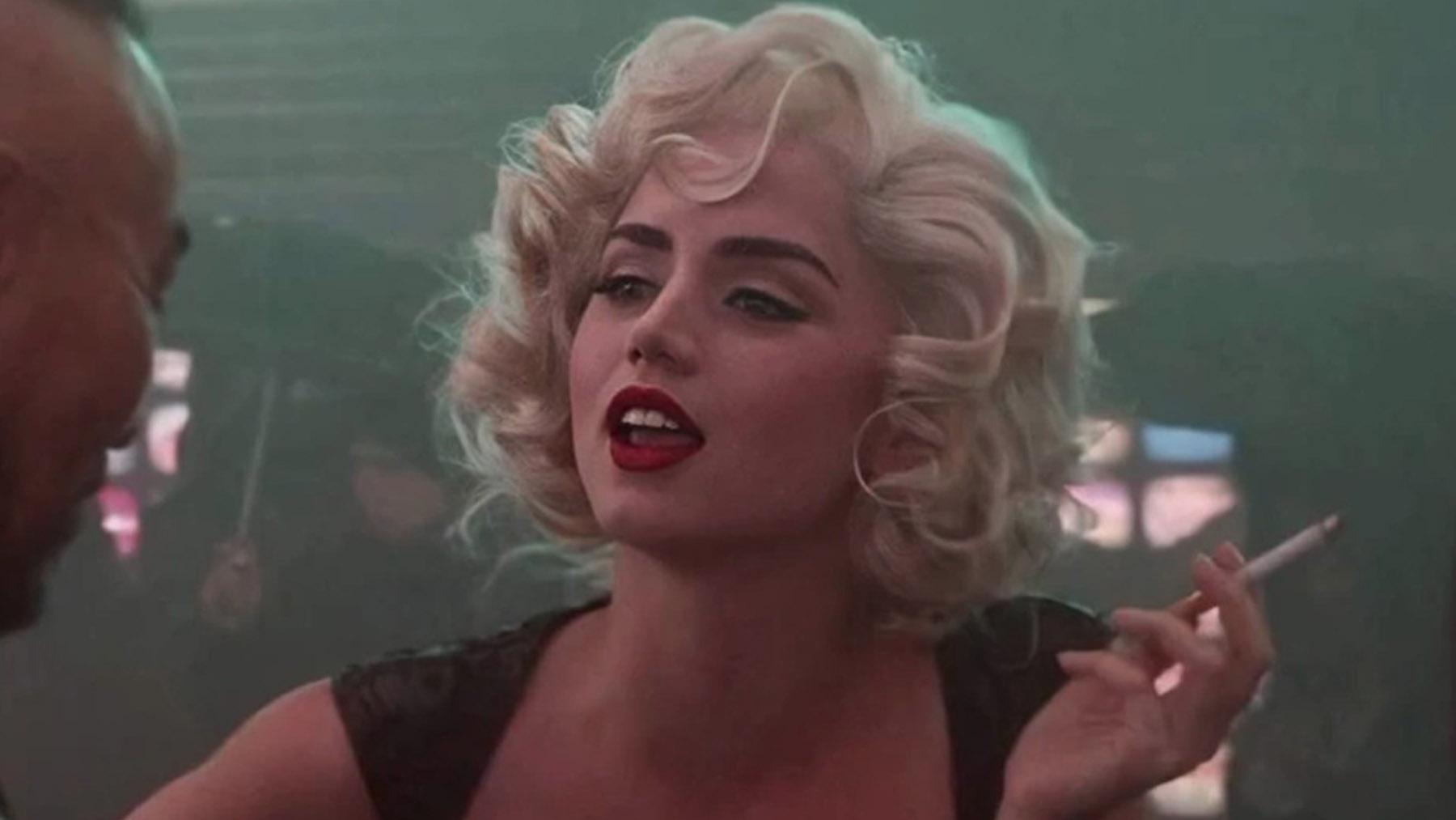 Ana de Armas es Marilyn Monroe en «Blonde» (Netflix)