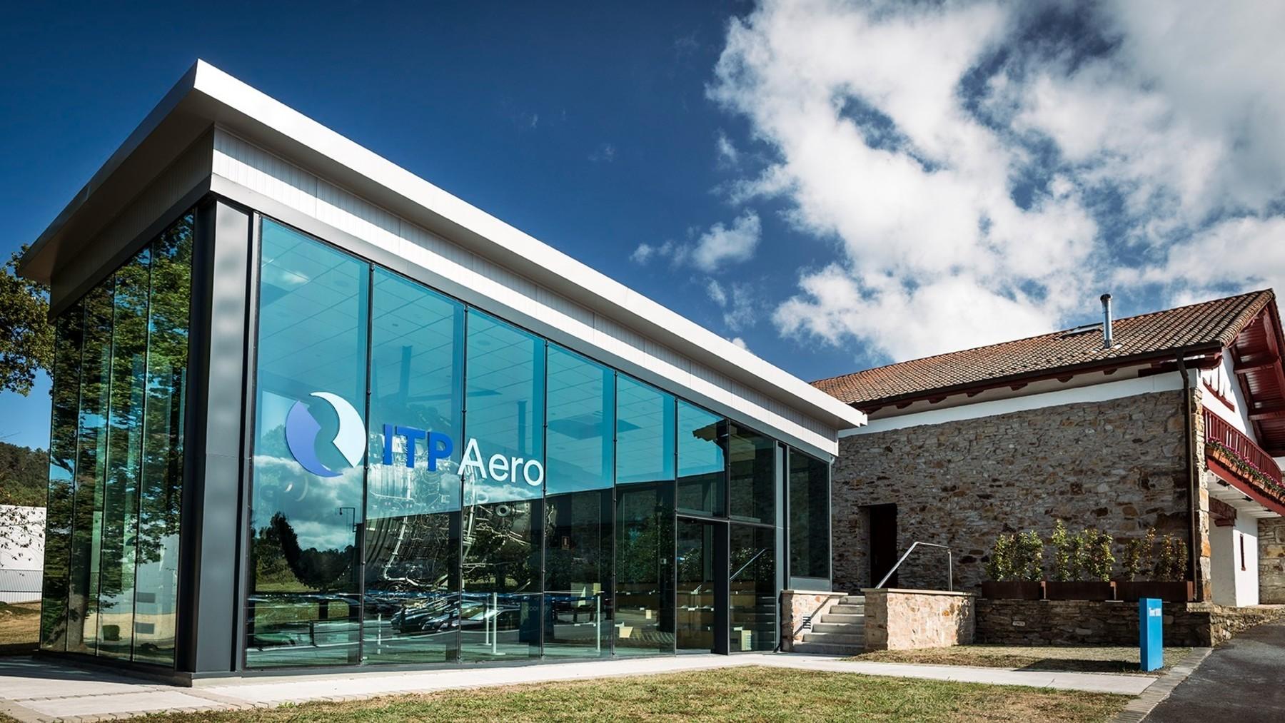 ITP Aero y Rolls-Royce