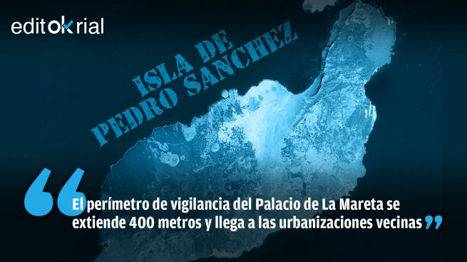 Lanzarote cambia su nombre por 'Isla de Pedro Sánchez'