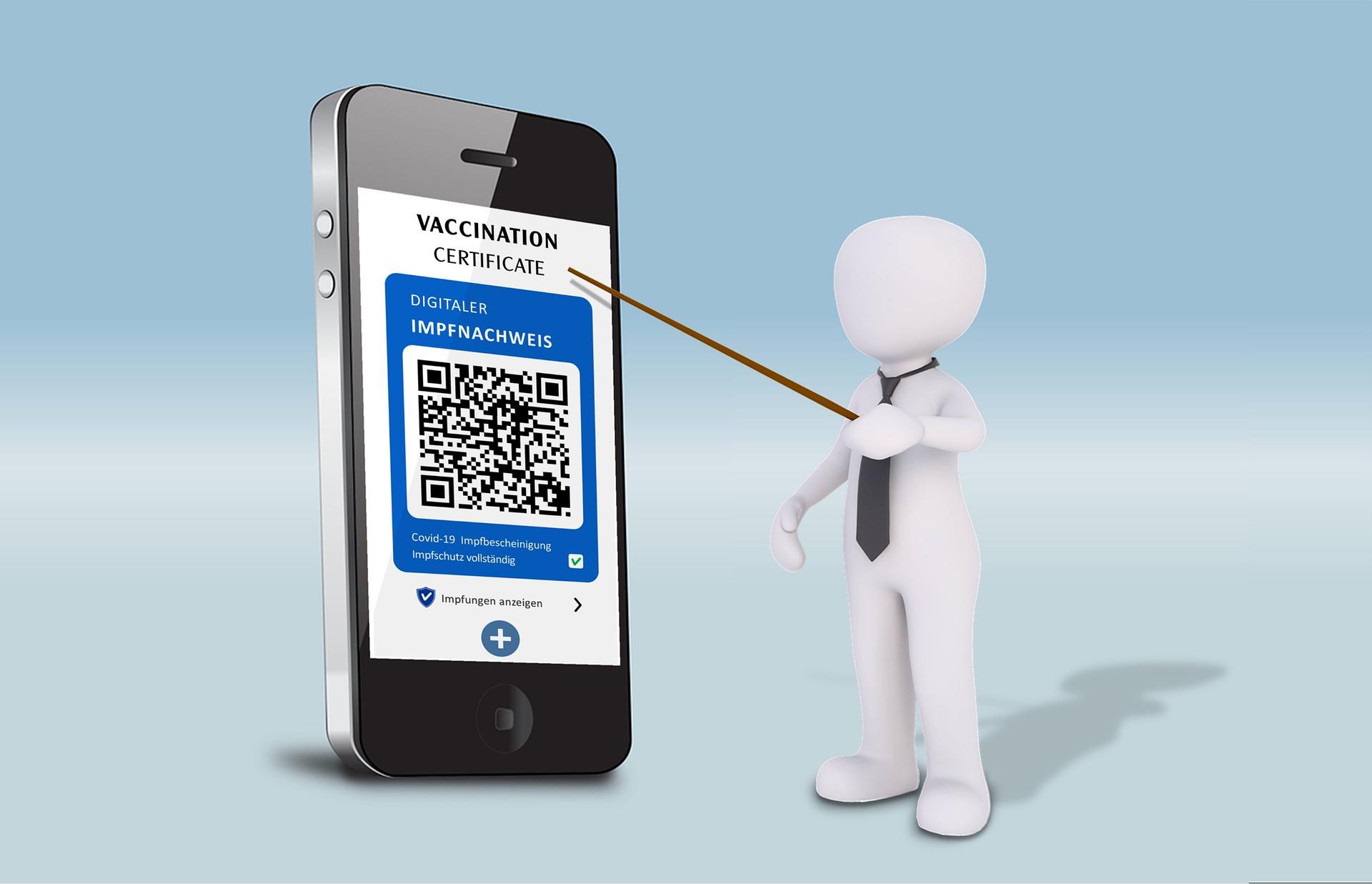 ¿Cómo instalar el certificado Covid en Google Pay y Apple Wallet?