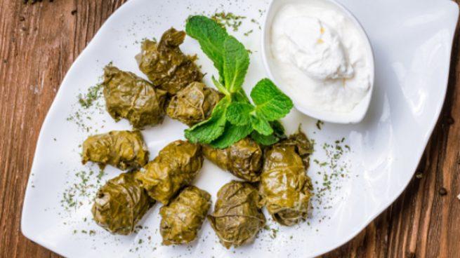 Dolmas, la receta del aperitivo turco de moda en las redes sociales
