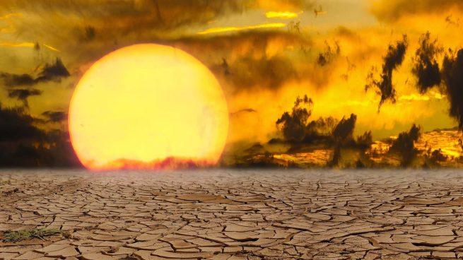 Cometas y clima mundial