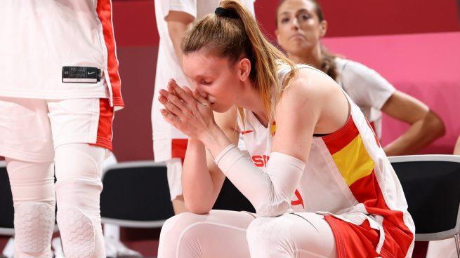 Desgarradora carta abierta de Laura Gil tras sus fallos contra Francia
