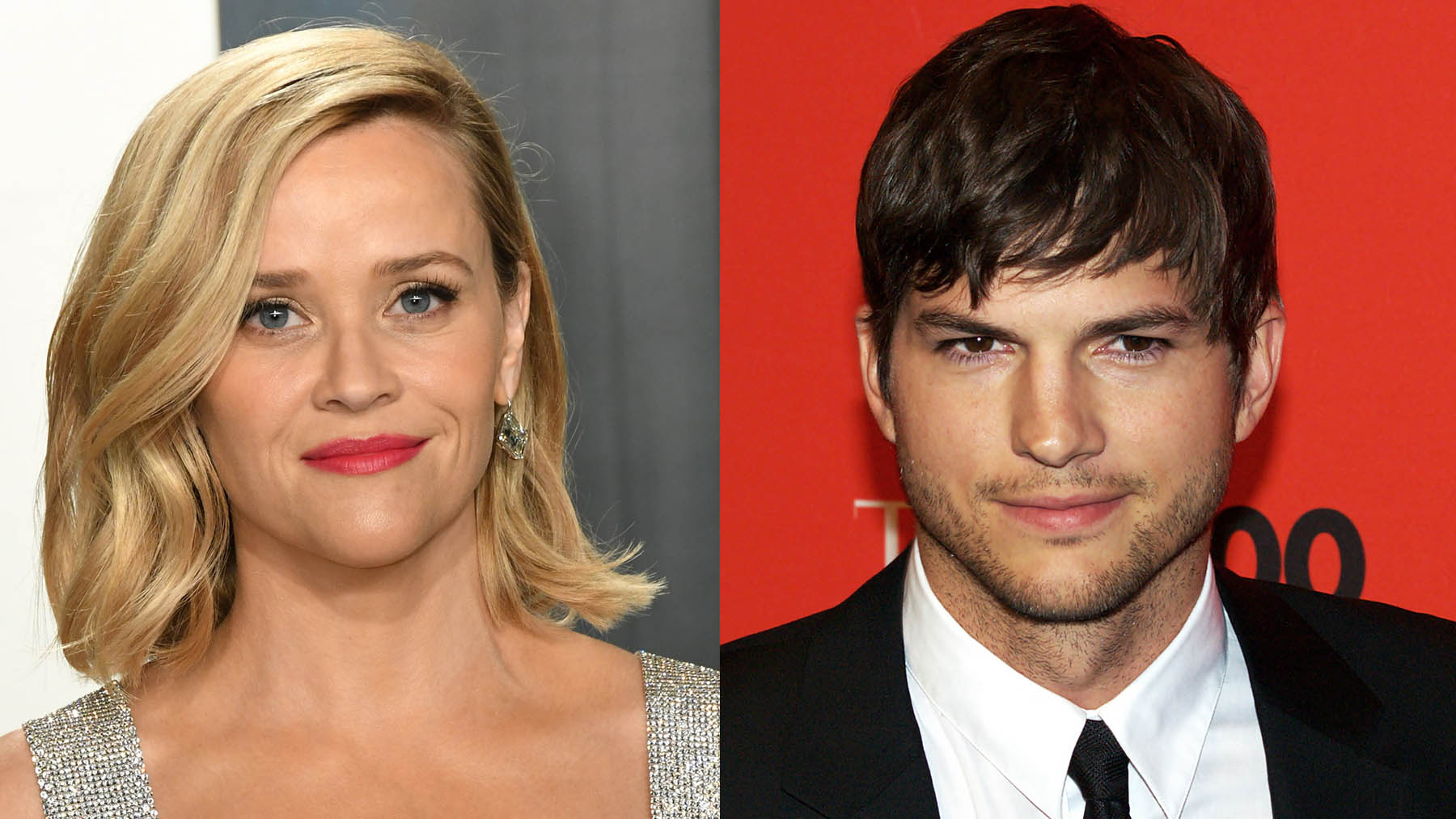 Reese Witherspoon y Asthon Kutcher