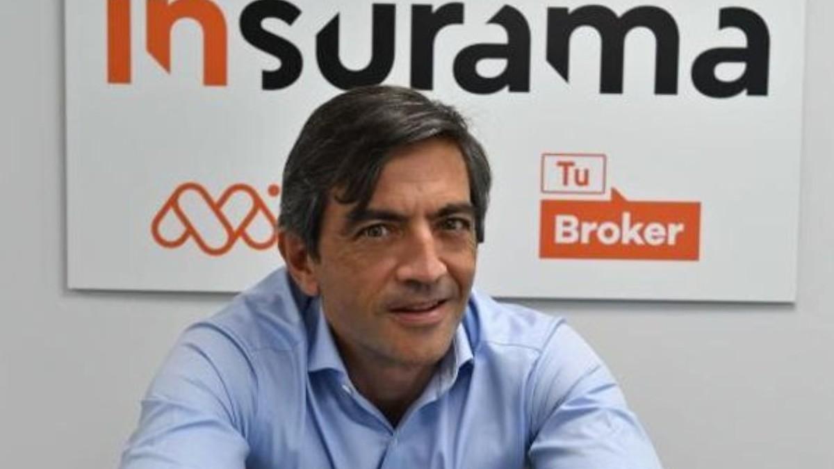 Sergio Balsa, CEO de Insurama.