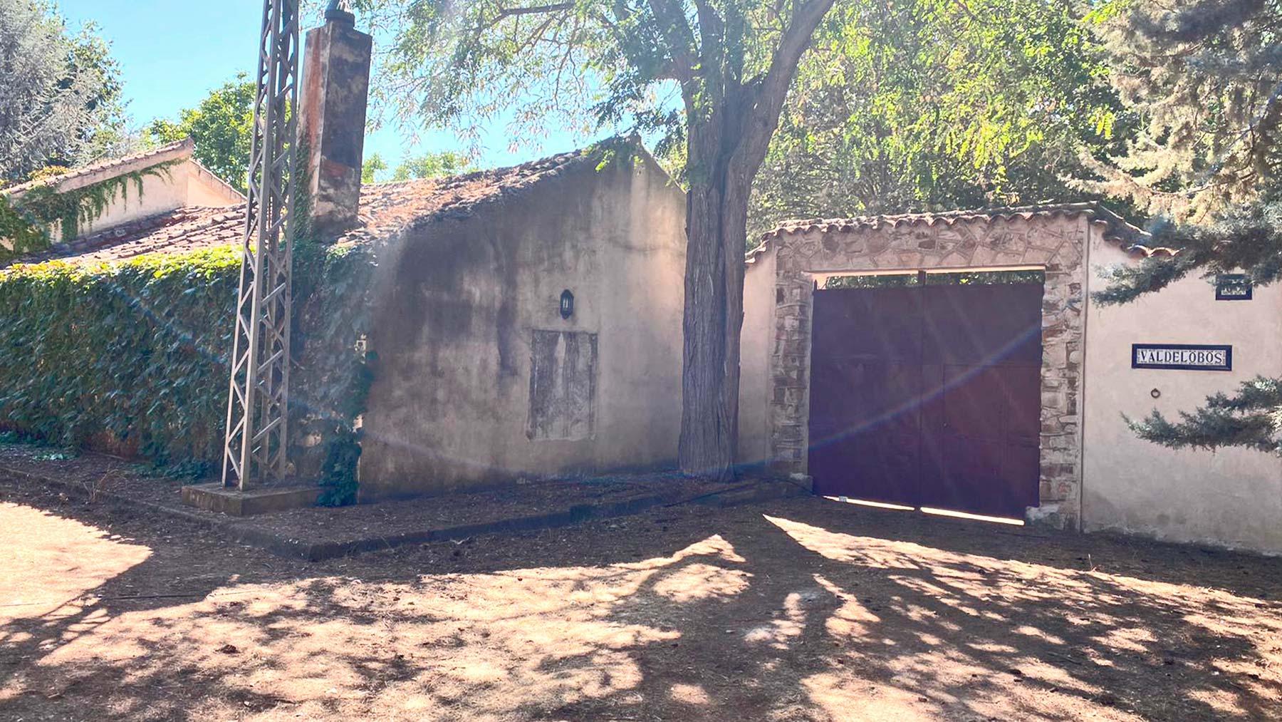 Valdelobos, la casa del 'justiciero' de Ciudad Real.