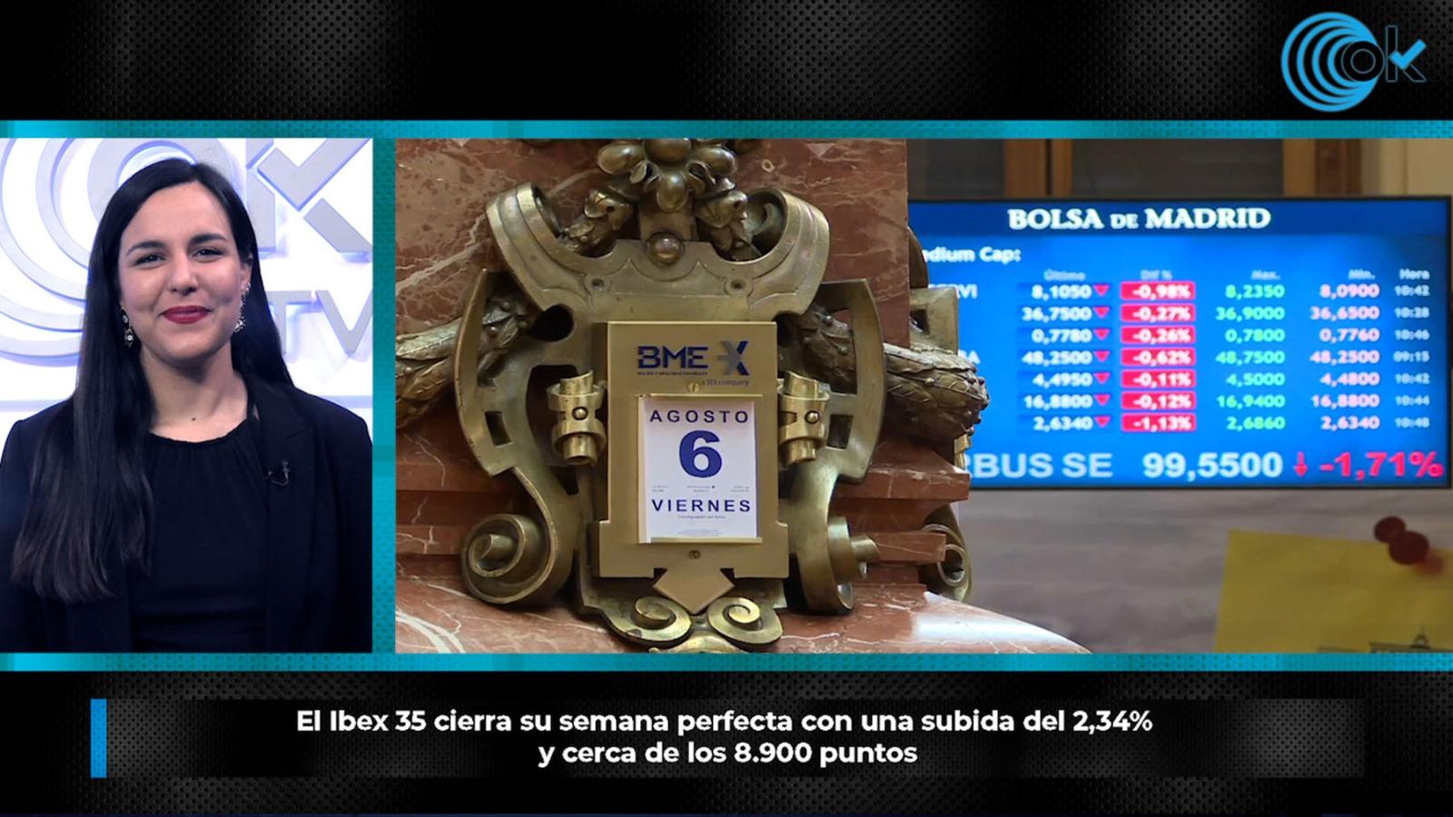 Calendario de la Bolsa de Madrid.