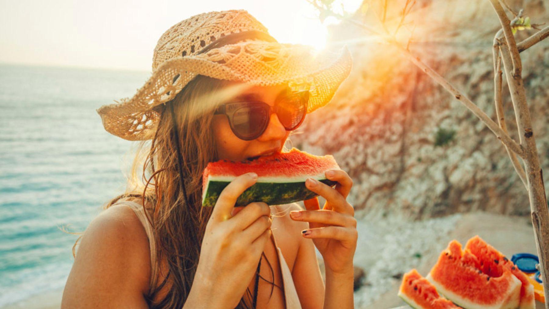 Los mejores alimentos para evitar la deshidración del verano