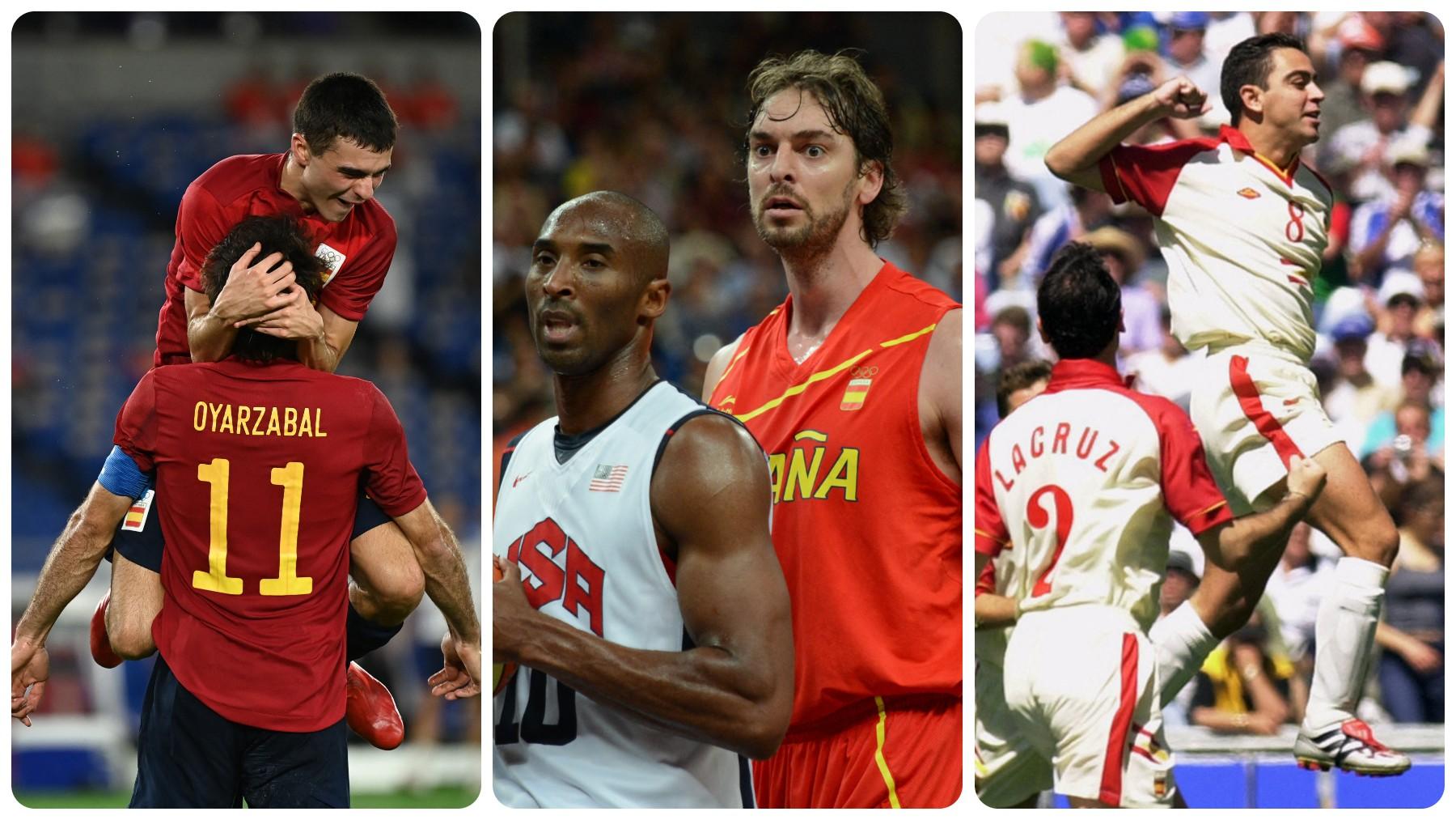 La maldición de España en las finales de los Juegos Olímpicos. (AFP)