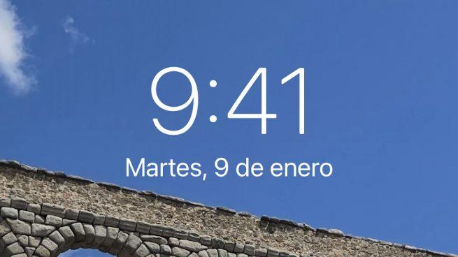 La razón por la que Apple siempre pone las 9:41 en la presentación del iPhone