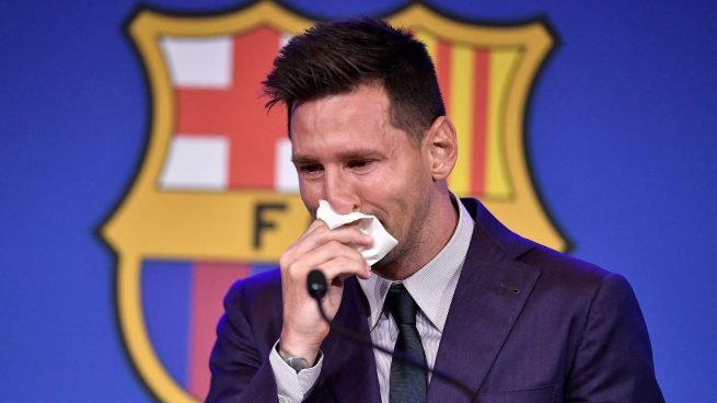 toda la verdad de la marcha de Messi