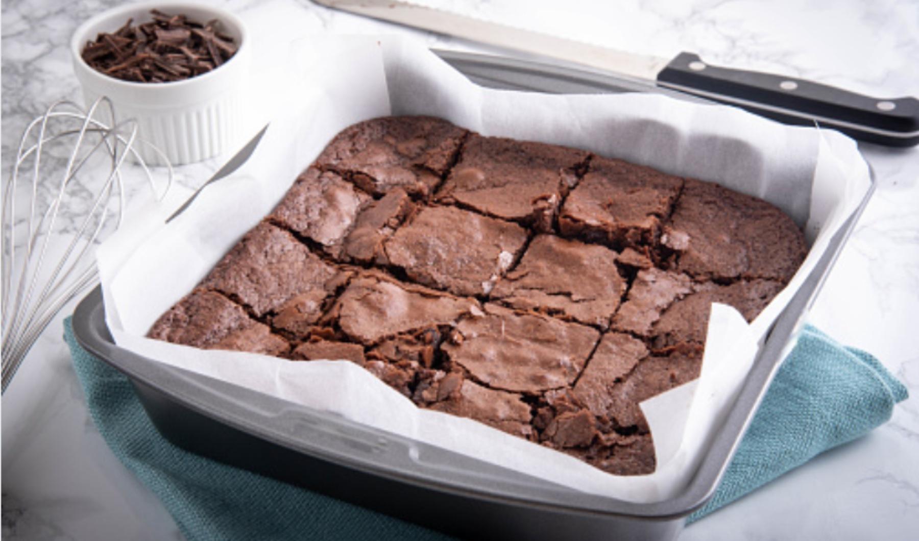 Pastel de chocolate vegano sin harina, la receta que no podrás dejar de cocinar