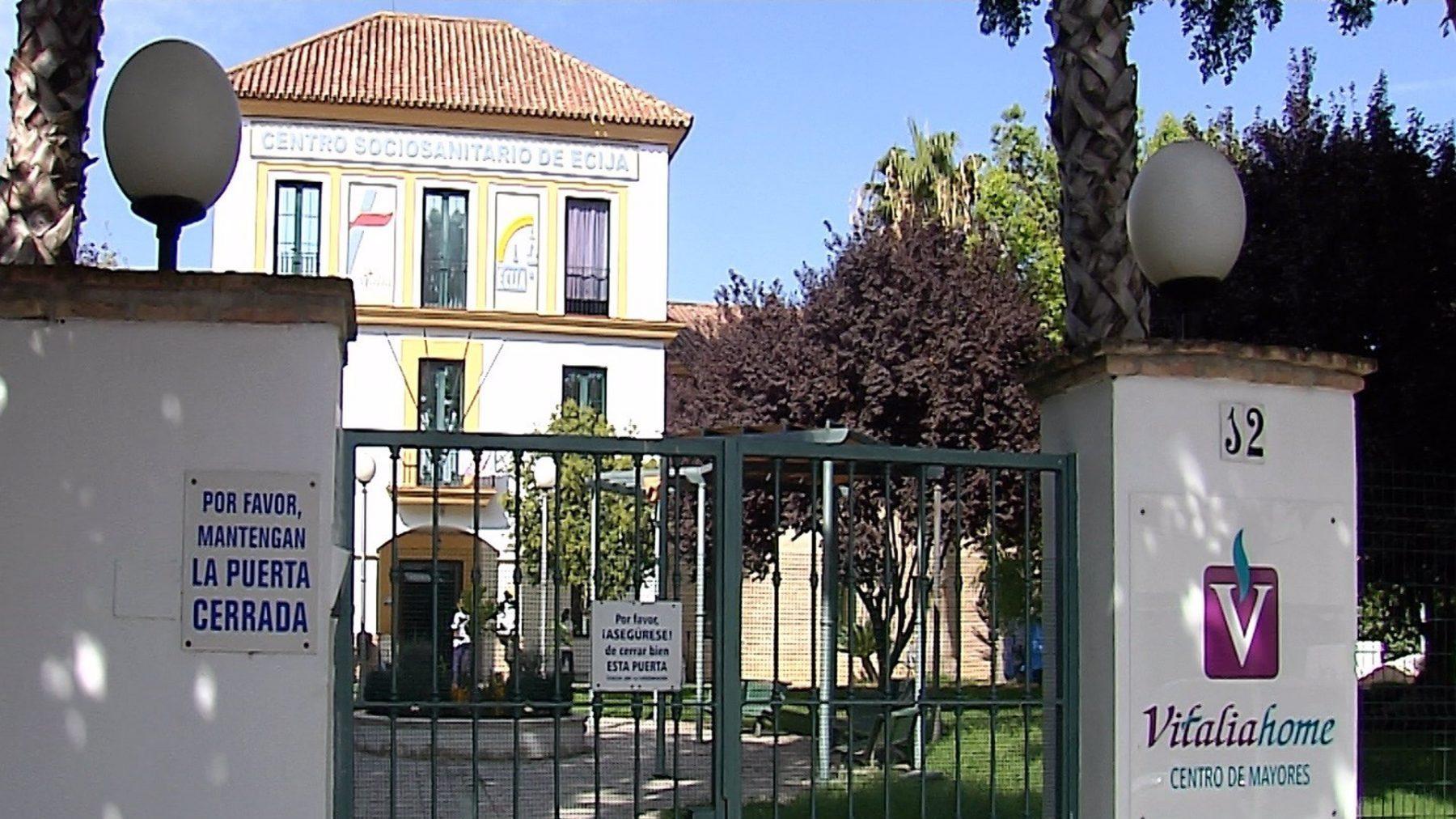 Residencia Vitalia Homes de Écija (EUROPA PRESS).
