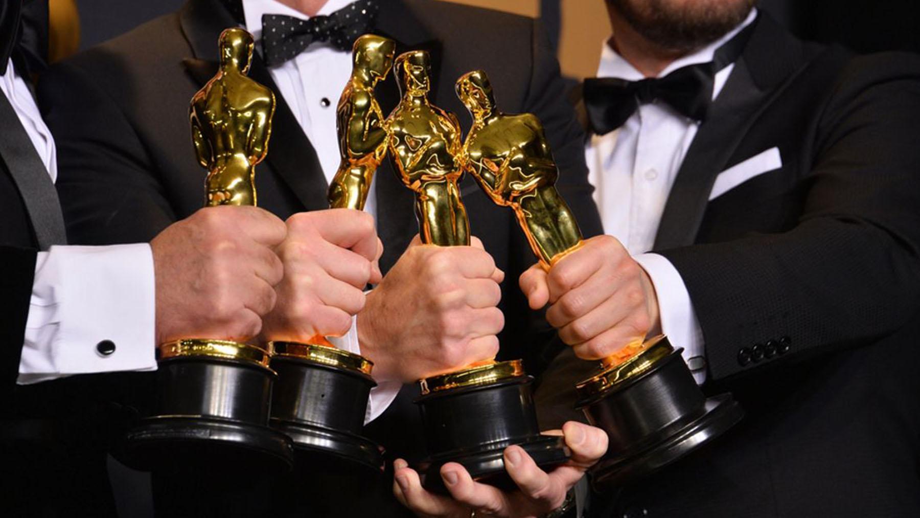 Los Oscar de momento siguen teniendo la distincios de sexos entre actores (Agencia EFE)