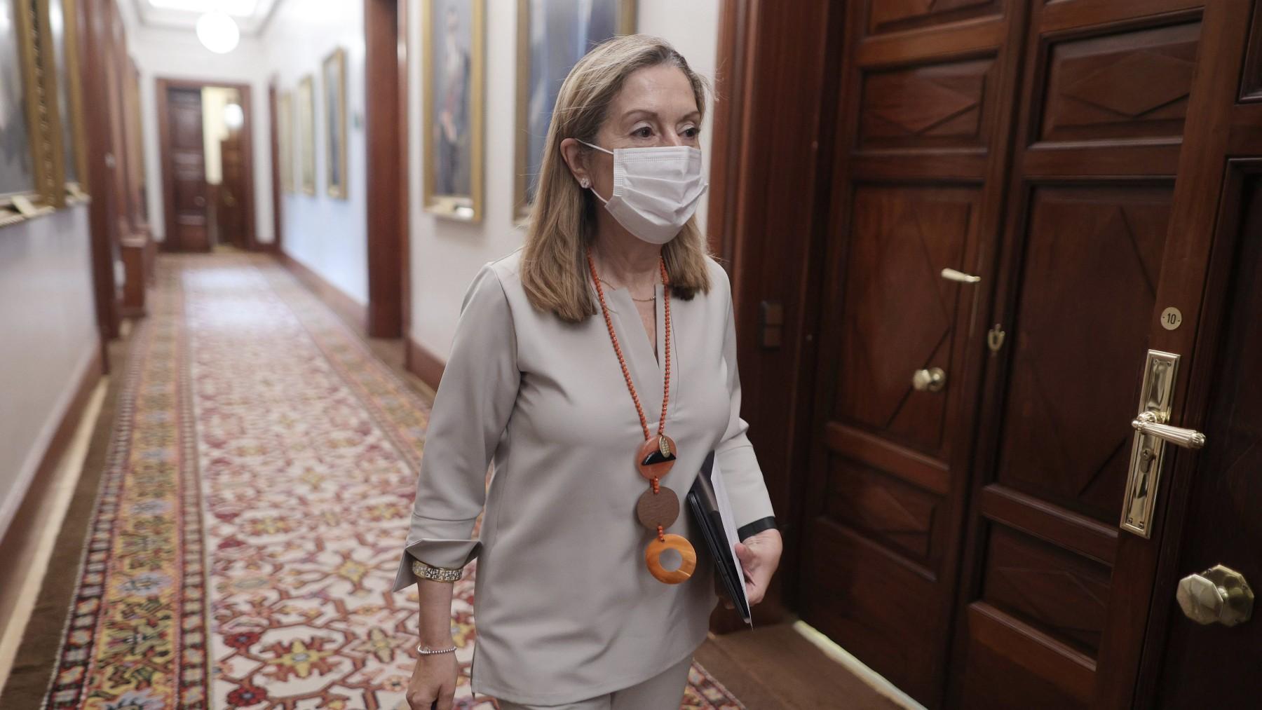 La exministra de Sanidad y Fomento y actual vicepresidenta del Congreso de los Diputados, Ana Pastor.