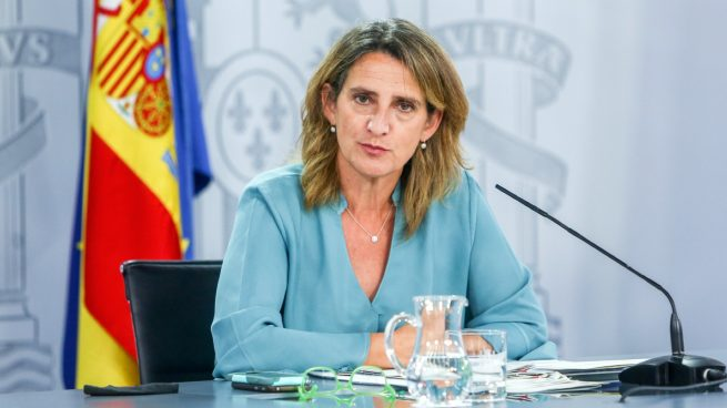 Teresa Ribera asegura que se siente respaldada por Bruselas en el plan de reforma energética