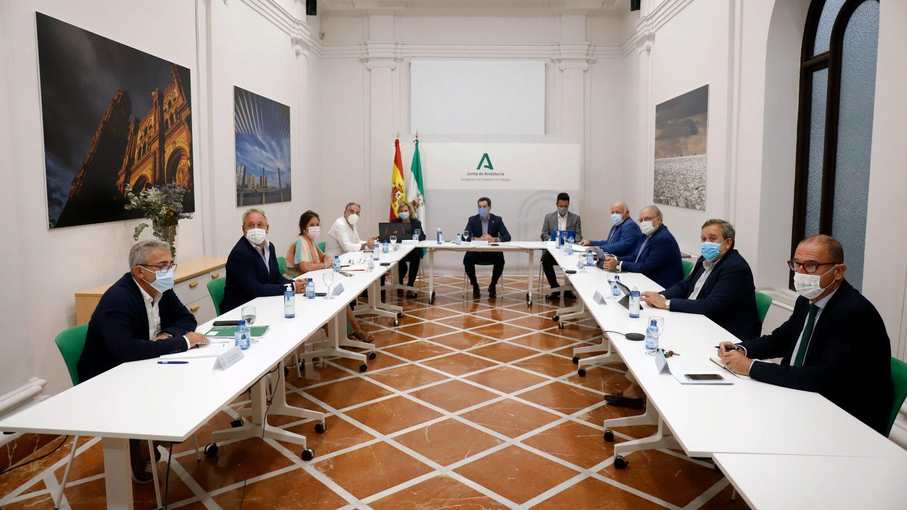 Reunión del Consejo Asesor de Alertas de Salud Pública de Alto Impacto (ÁLEX CEA / EUROPA PRESS). (1)