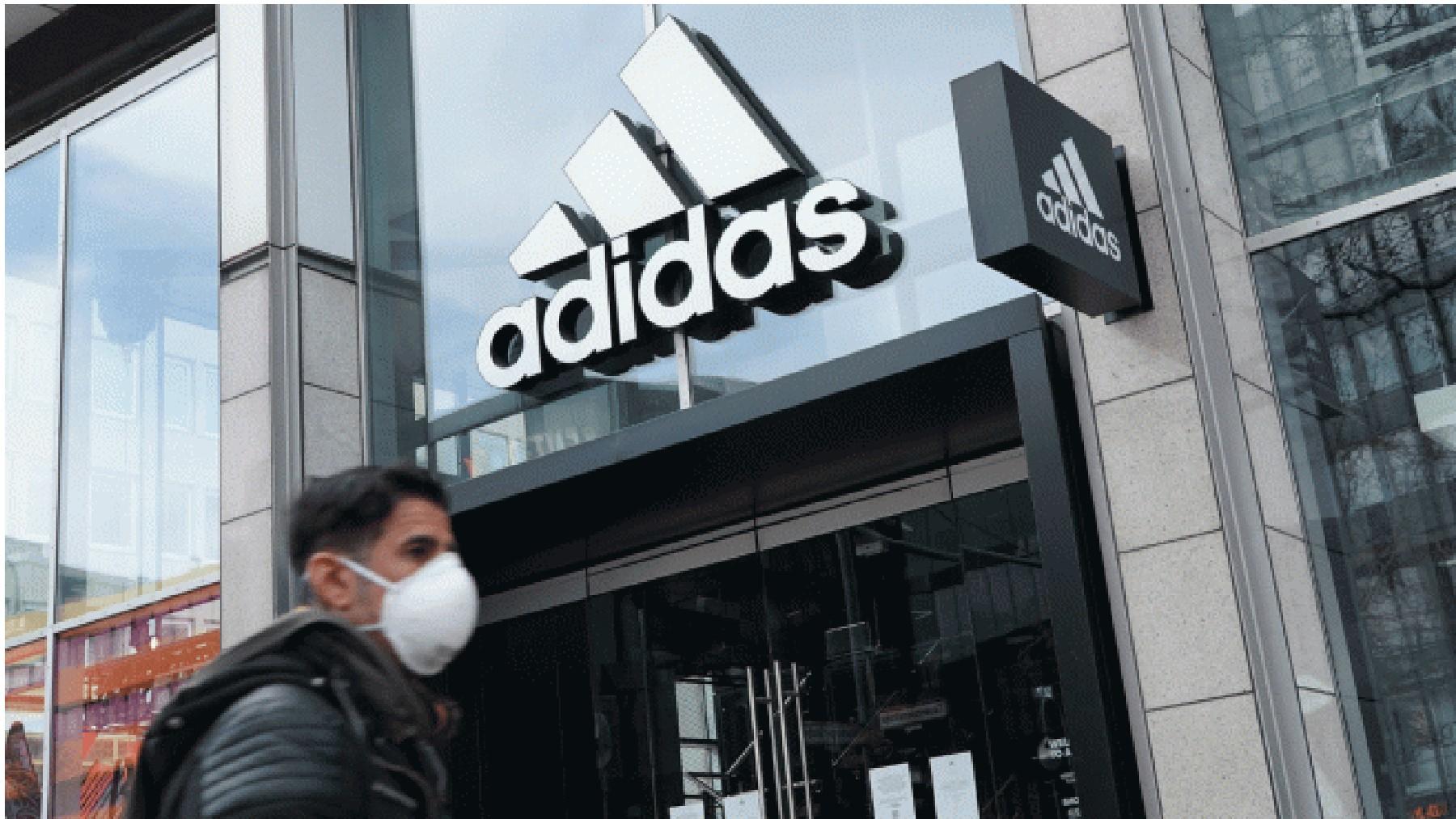 Tienda de Adidas.