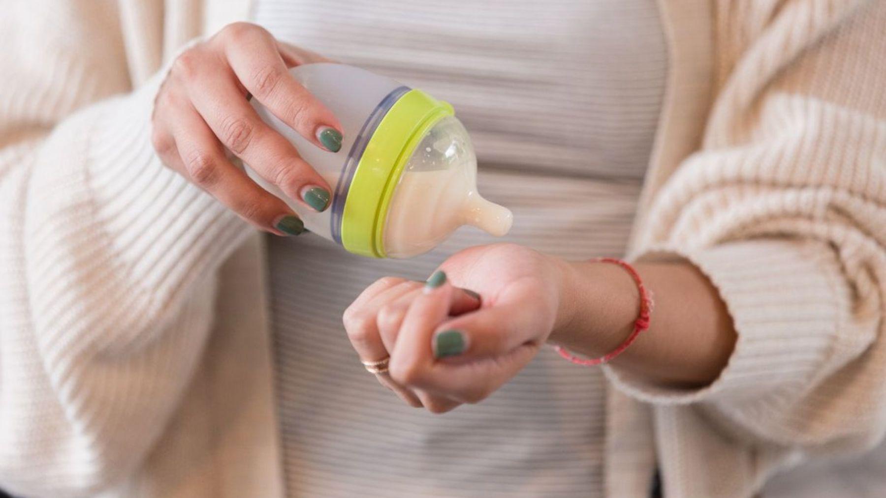 Descubre todos los pasos para poder calentar la leche materna
