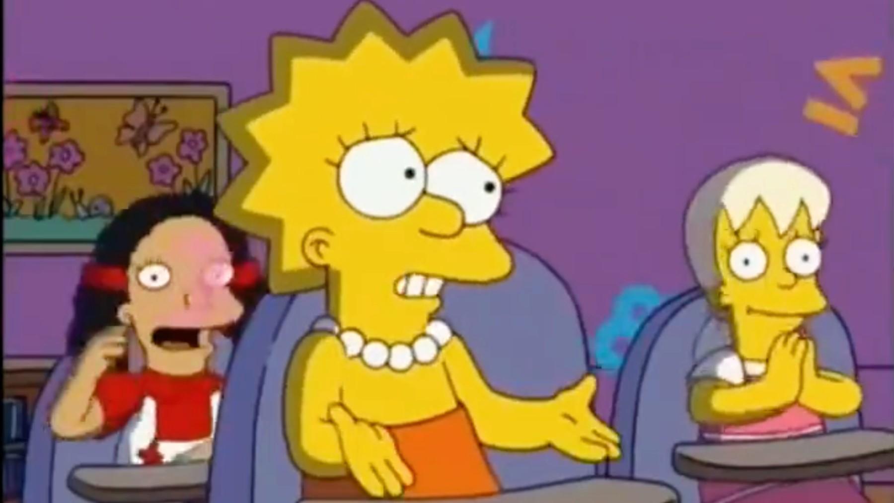 Los Simpson.