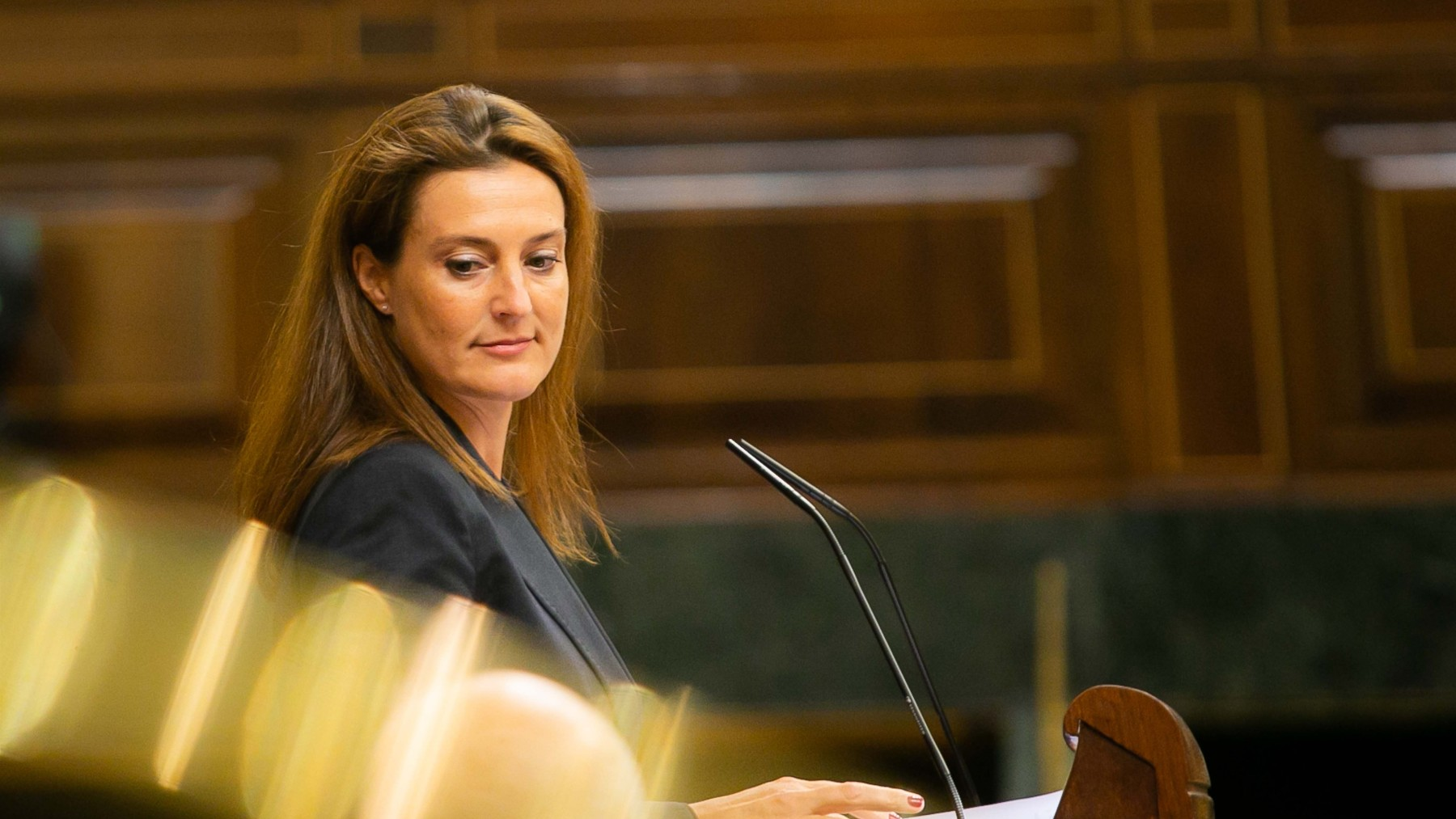 Valentina Martínez Ferro, diputada del PP.