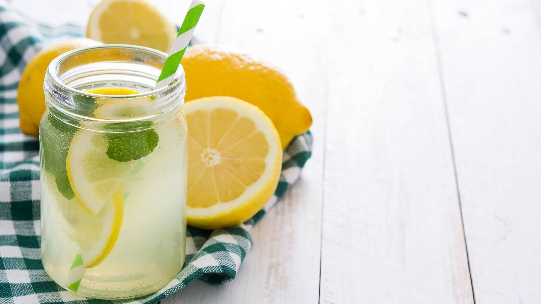 Receta de la limoná madrileña