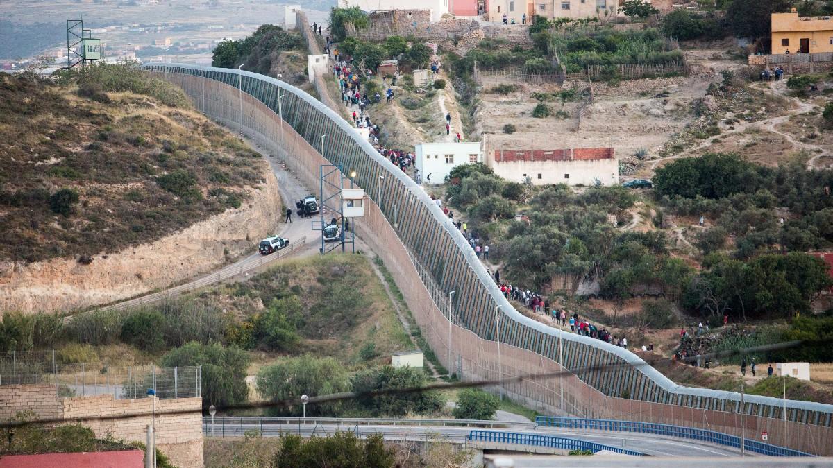Las fronteras de Ceuta y Melilla permanecerán cerradas hasta el próximo 31 de agosto.