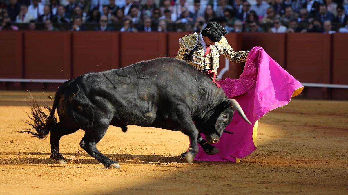 El diestro, Diego Urdiales. Archivo.