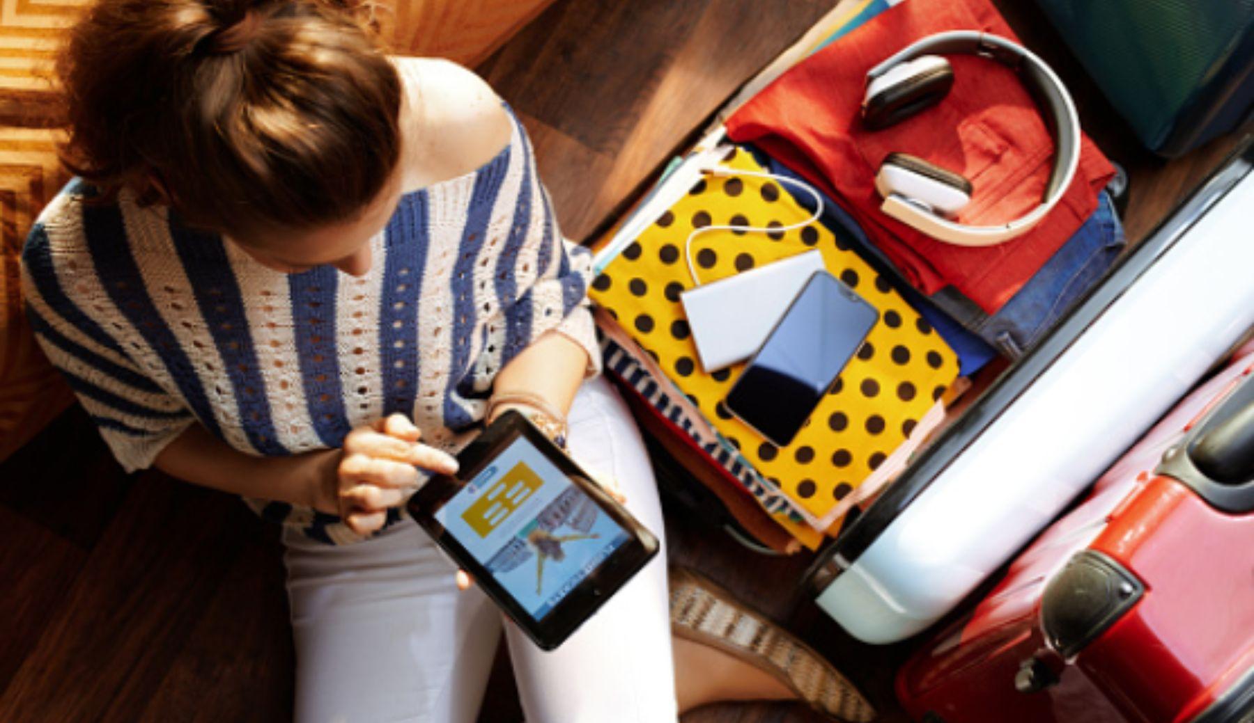 Cómo preparar o planear un viaje al extranjero