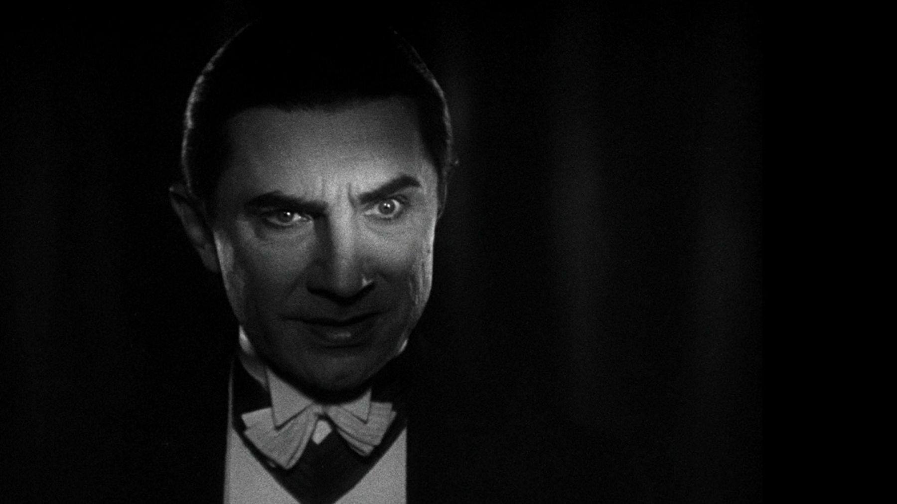 Bela Lugosi en su papel de Drácula