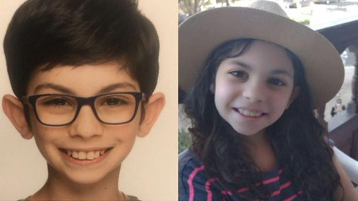 Niños desaparecidos en Tenerife