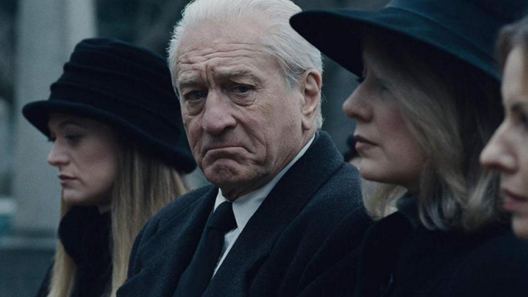 «El irlandés» (Netflix)