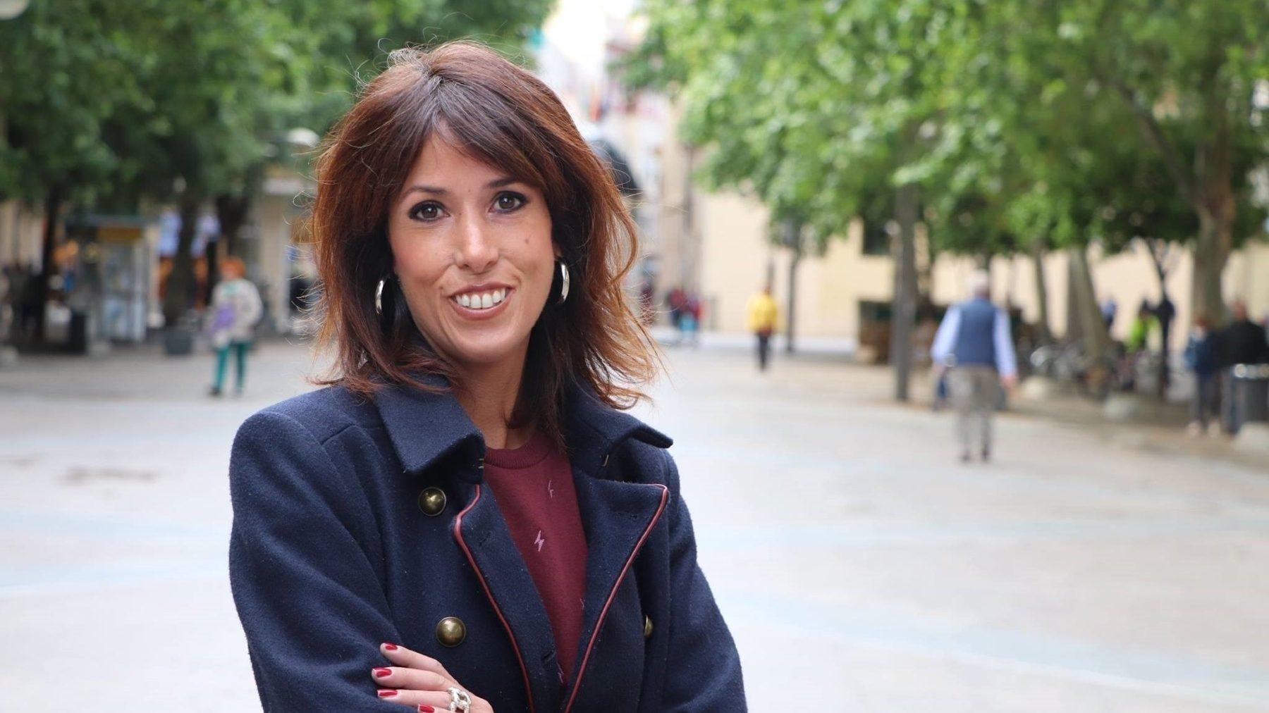 Martina Velarde, líder de Podemos Andalucía (UNIDAS PODEMOS).