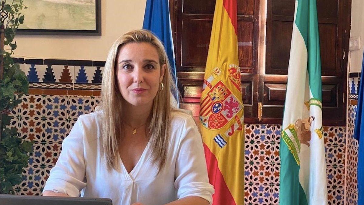 Ana Isabel Jiménez, alcaldesa socialista del municipio sevillano de Alcalá de Guadaíra (AYTO. ALCALÁ DE GUADAÍRA).