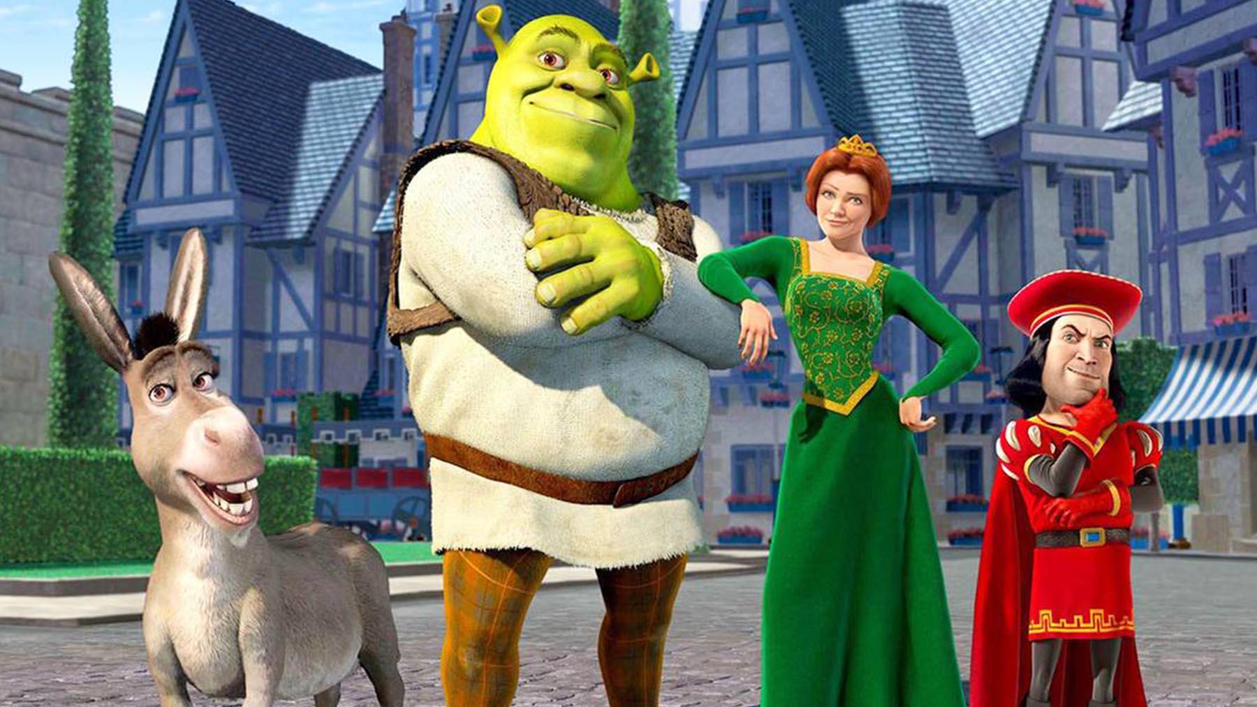 «Shrek» (Dreamworks)