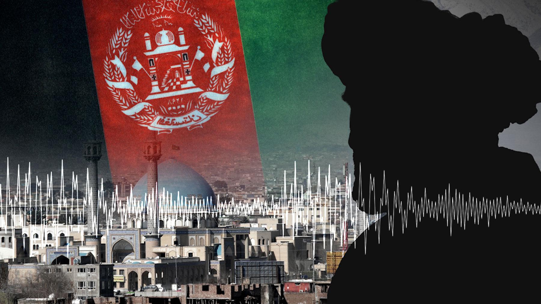 Audio de la llamada con Mustafa, traductor afgano de español.