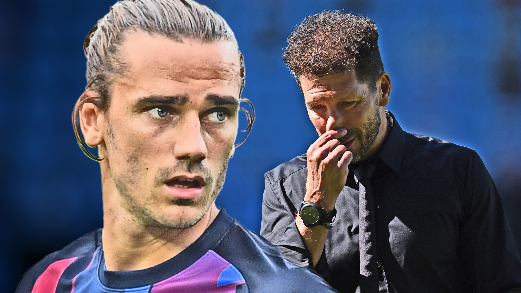 El Barça espera una última oferta por Griezmann.