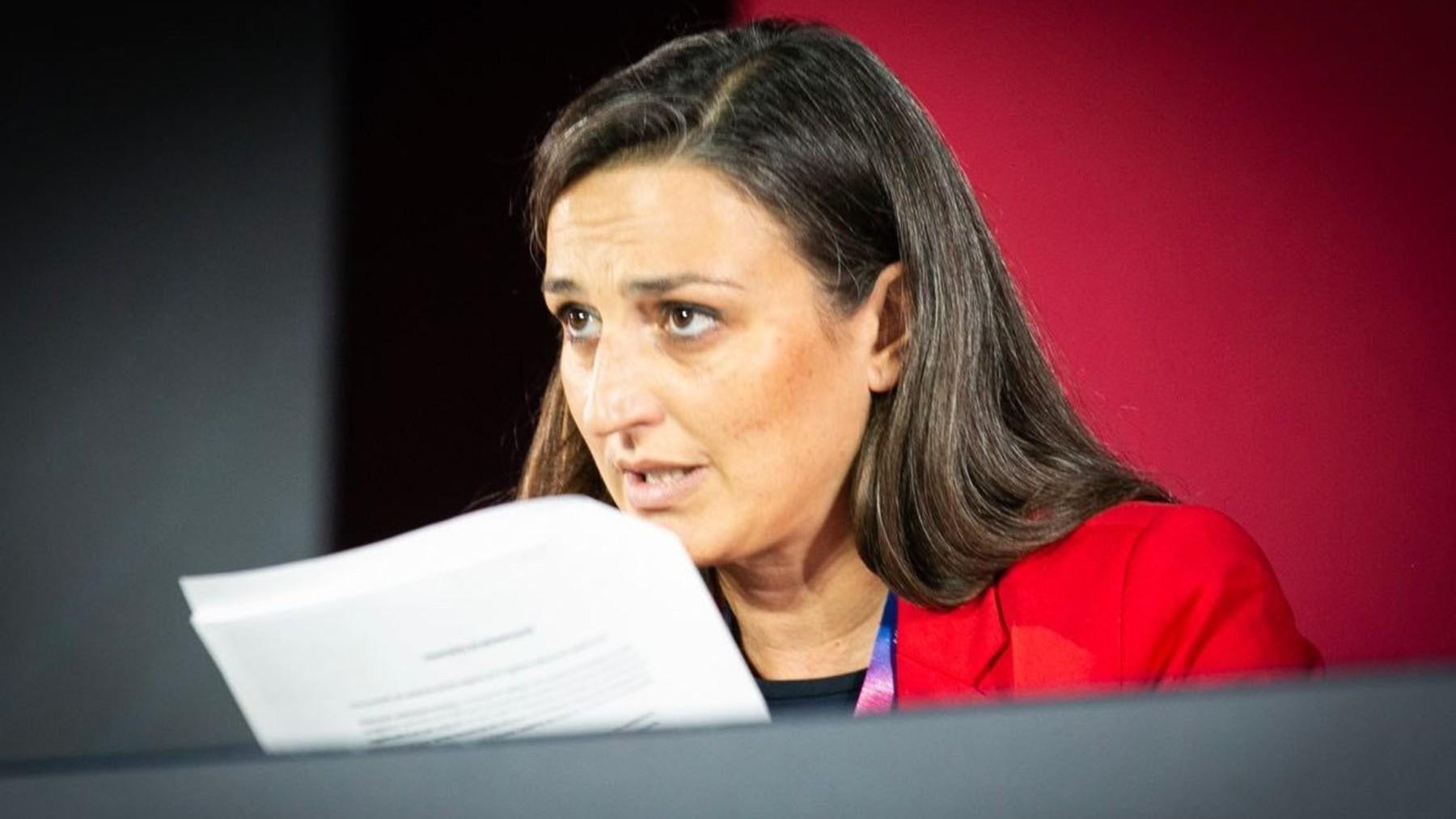 María Teixidor. (Foto: fcbarcelona.cat)