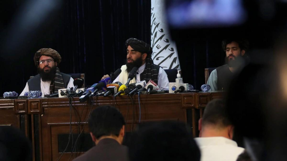 Los talibanes aspiran a tener «buenas relaciones» con «todos los países».
