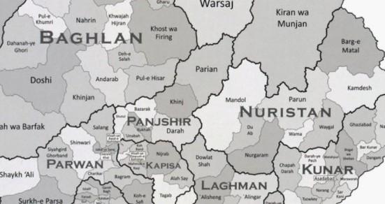 Los afganos recuperan distritos de Baglán.