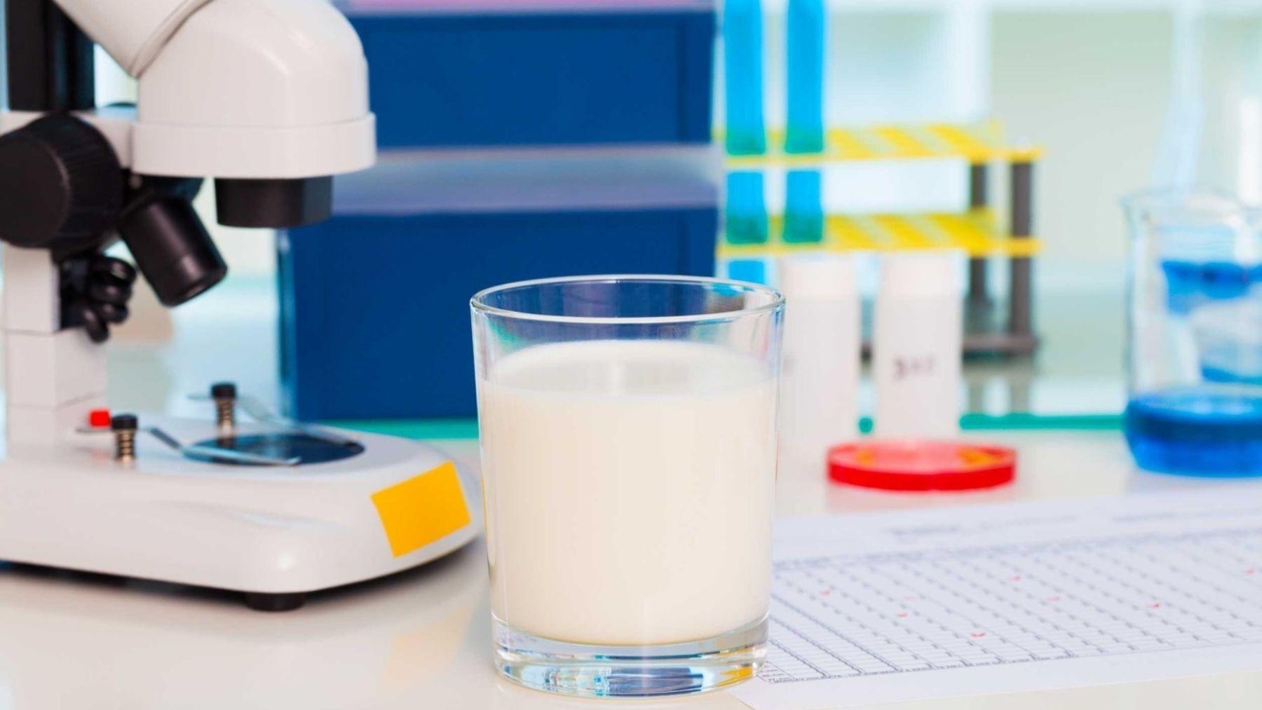 Descubre cómo es la nueva leche elaborada en un laboratorio