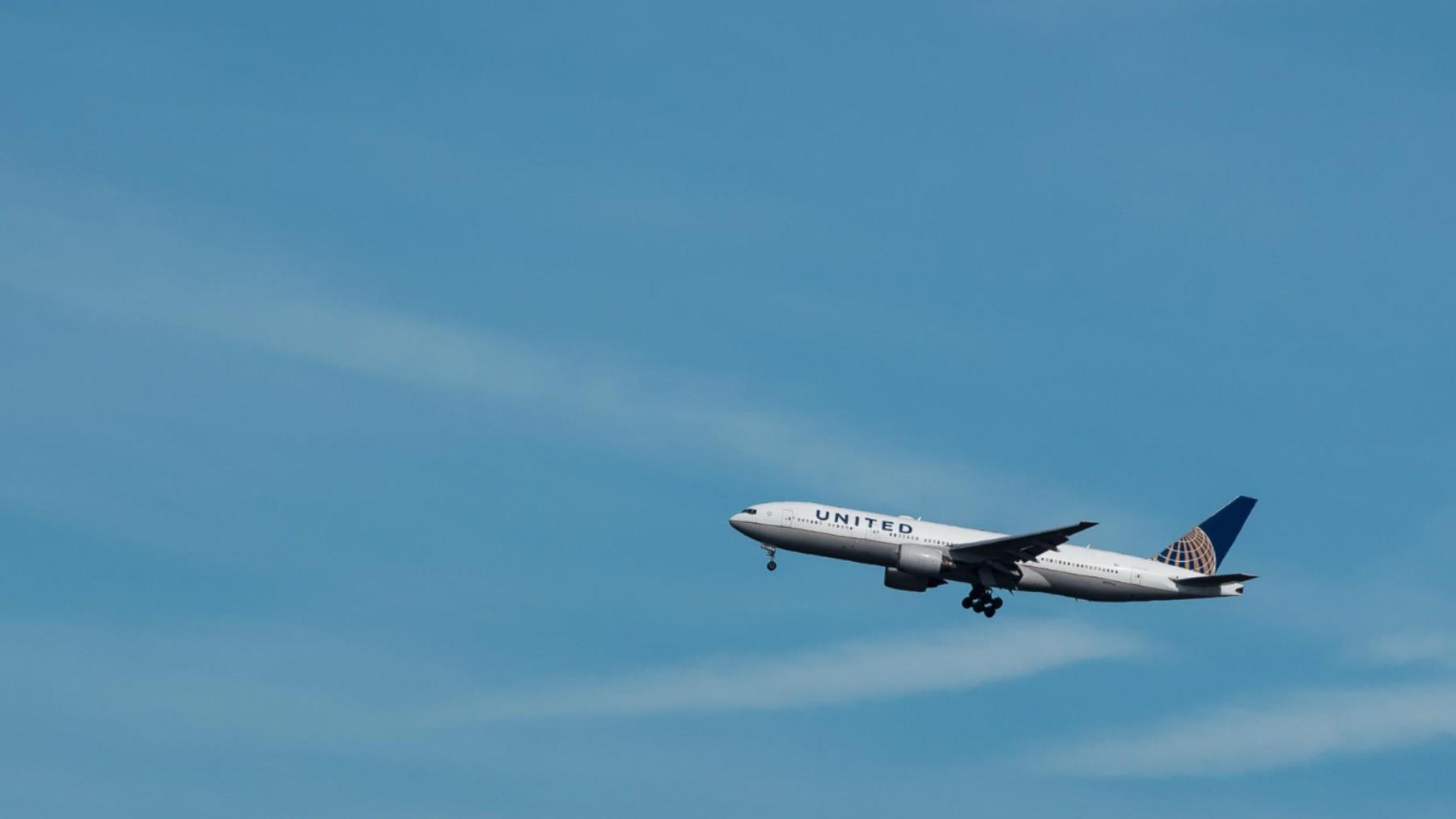 Vuelo de United Airlines – Silas Stein/dpa – Archivo.