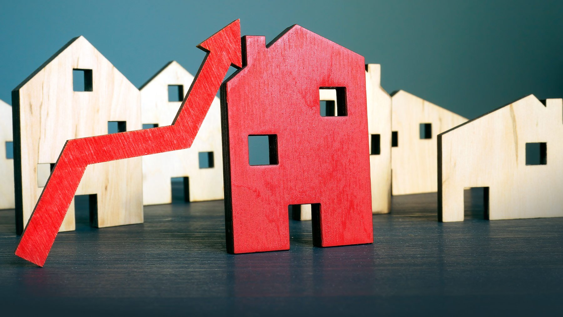 Mercado inmobiliario.