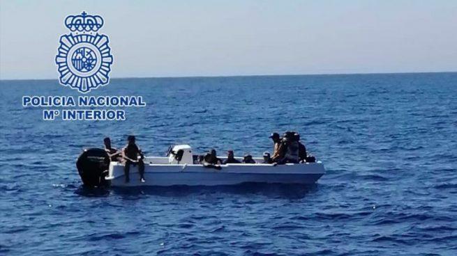 inmigración ilegal pateras