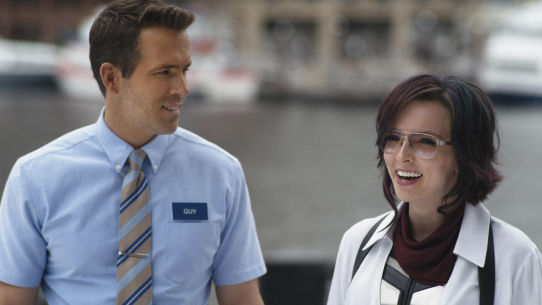 «Free guy» (Century Fox) ha sido un éxito en taquilla tras estrenarse en exclusiva en los cines