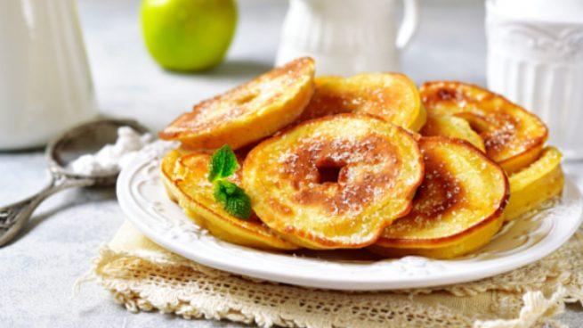 Manzanas asadas al microondas, receta del postre saludable más rápido