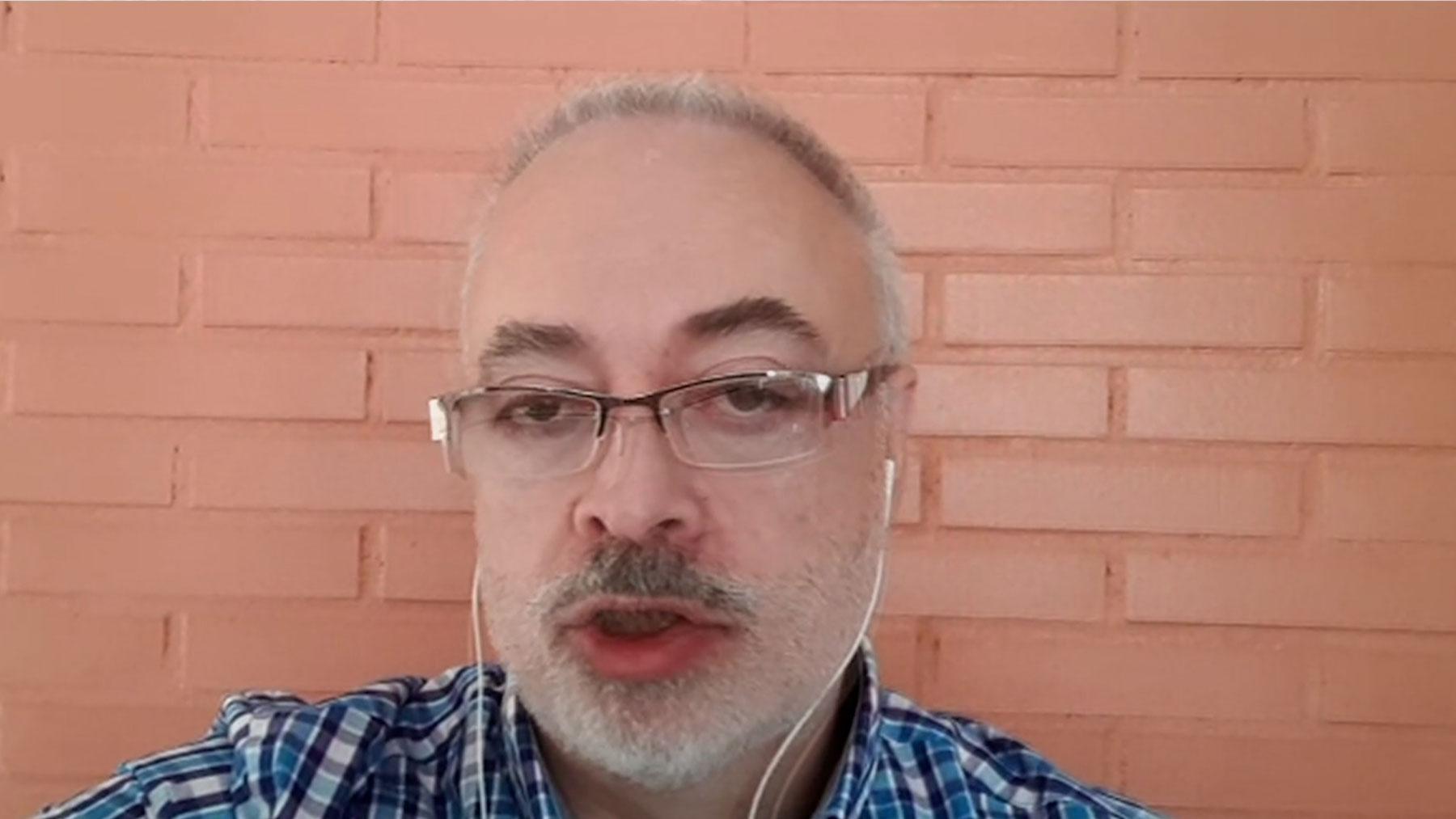 Juan Carlos Higueras, experto económico