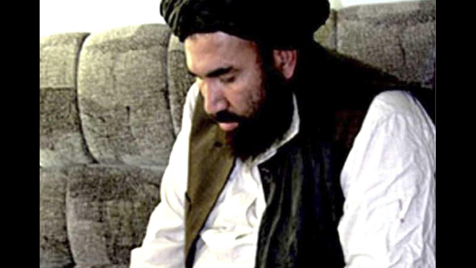 Abdul Qayyum Zakir, ministro de Defensa del régimen talibán.