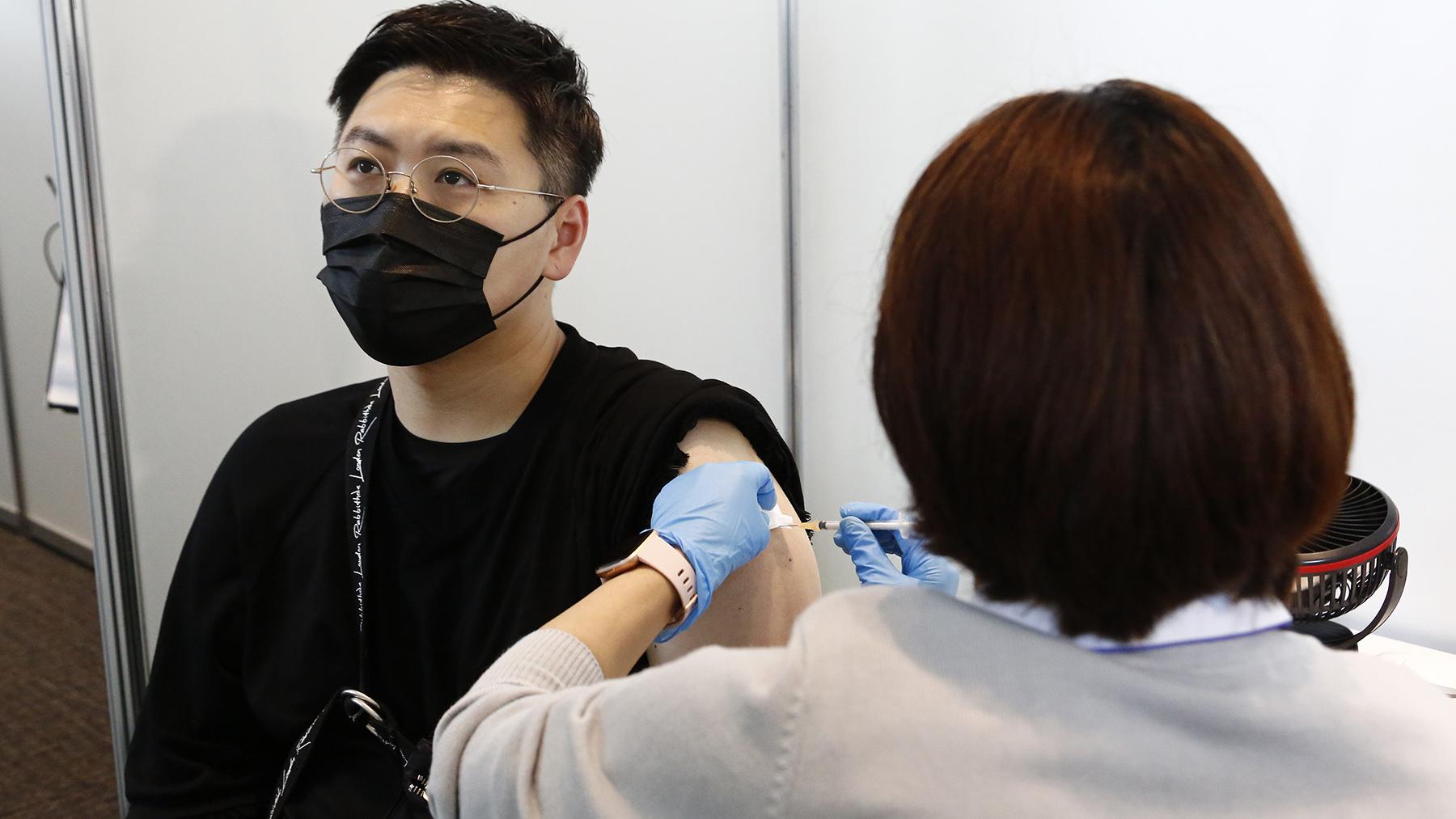 La vacuna de Moderna la recibieron los participantesen los Juegos Olímpicos de Tokio.