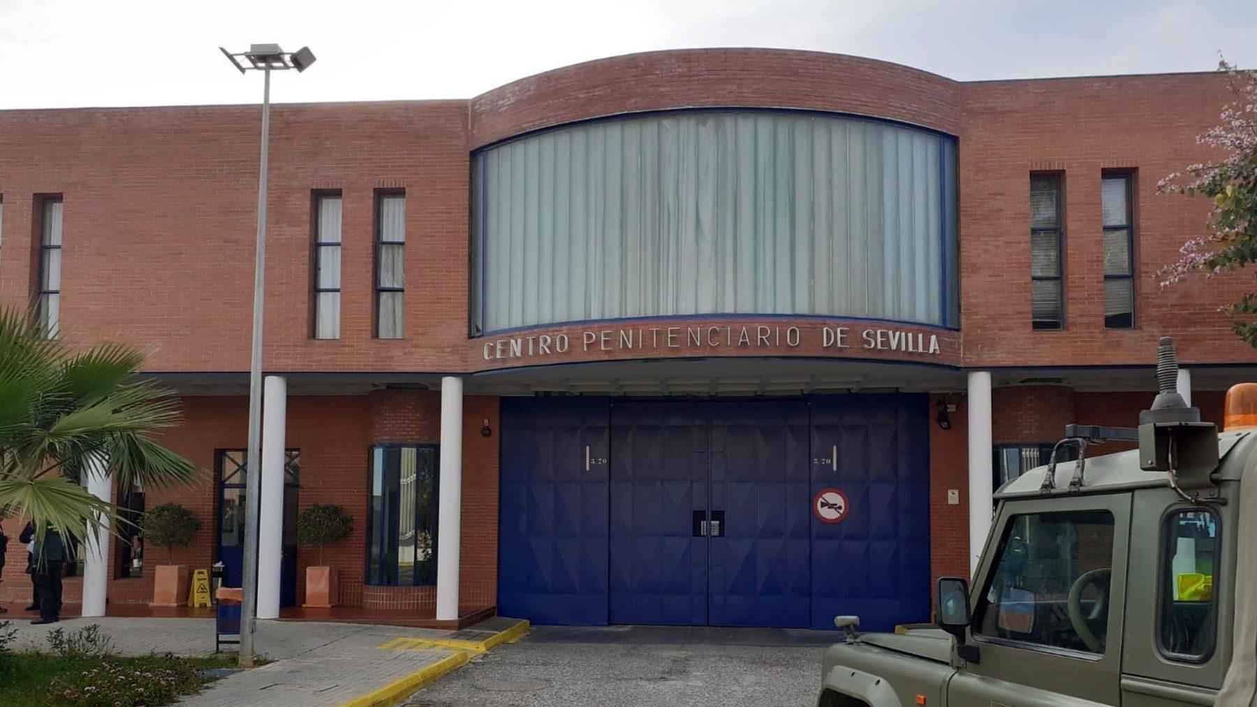Prisión de Sevilla I (EJÉRCITO DE TIERRA). (1)